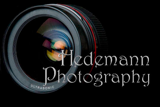 Hedemann Photpgraphy Logo