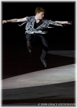2008 DSC Ice Show William Brewster