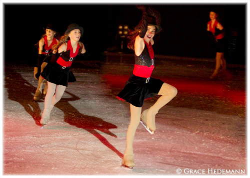 2012 Around the World Ice Show Finale